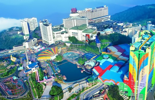 FULLDAY GENTING TOUR BASED ON SIC