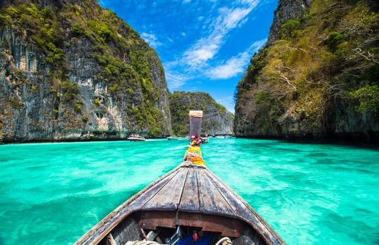 6D5N BANGKOK – PHUKET RELAX PACKAGES