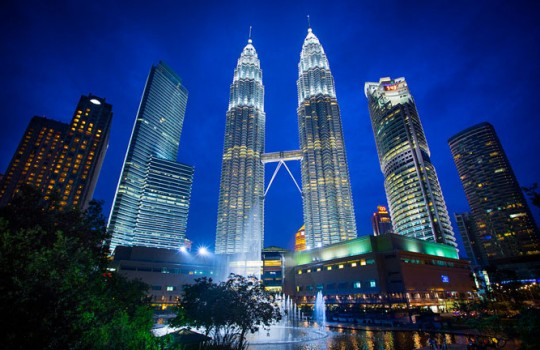 PETRONAS TWIN TOWER (ENTRANCE TICKET)